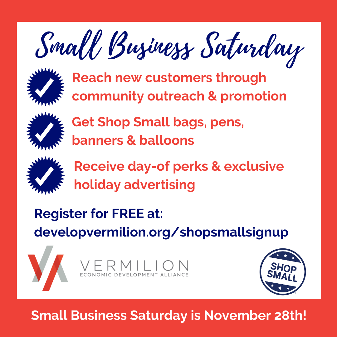 Small Business Saturday benefits