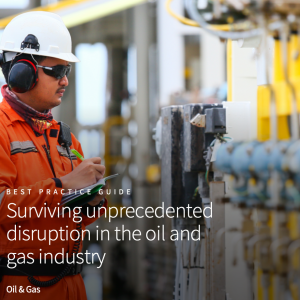 Disruption in Oil & Gas Industry